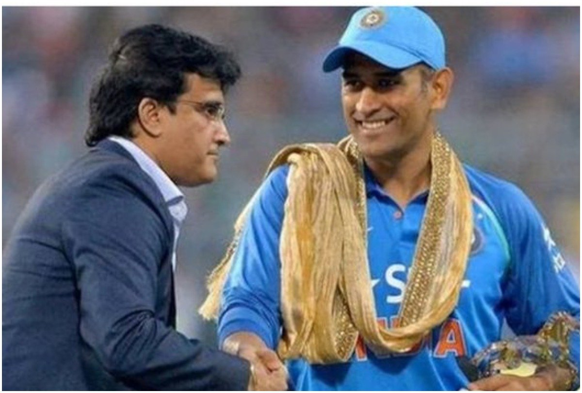 Sourav Ganguly Says Bcci Cannot Be Thankful Enough For What Ms ...
