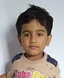 ठंड की चपेट में आकर तीन वर्षीय बच्चे की मौत