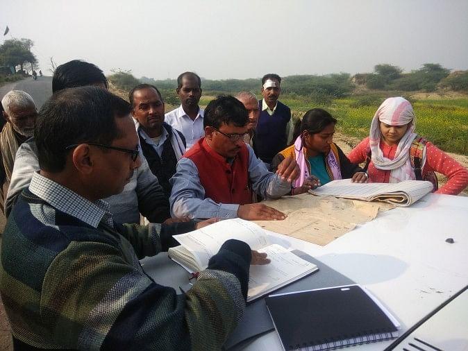 आईटीआई भवन निर्माण के लिए भूमि की तलाश शुरू