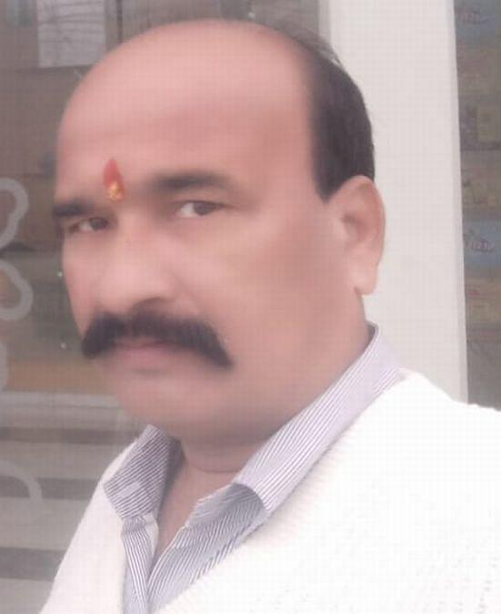 ेद्रपुर के मृतक संजय का फाइल फोटो।