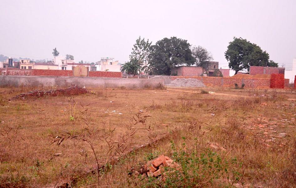 रामनगर स्थित अवैध कॉलोनी