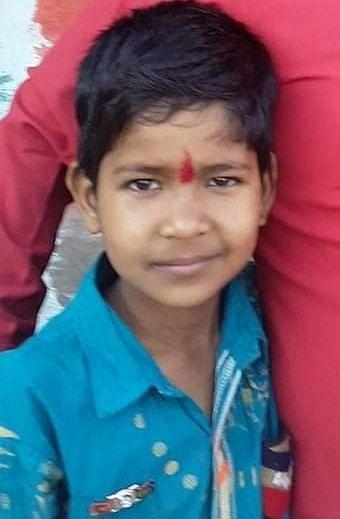 बाघराय सीएचसी के समीप सड़क हादसे में मृत छात्र अंश मिश्रा। फाइल फोटो