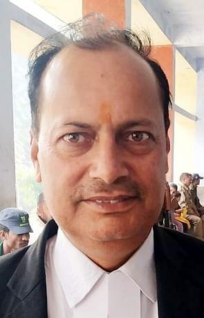 एडवोकेट विक्रम सिंह वर्मा
