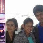 Siddharth Shukla with mother and sisters