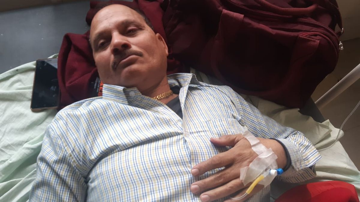फोटो 3 एक्सप्रेस वे परघायल हुए-अजीत सिंह
