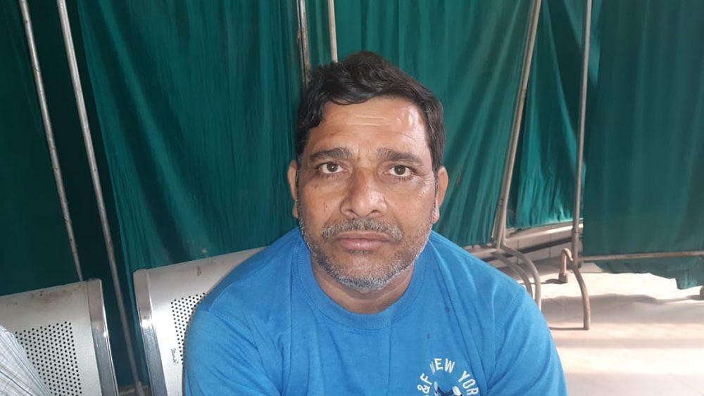 फोटो 5 एक्सप्रेस वे परघायल हुए-महेंद्र सिंह