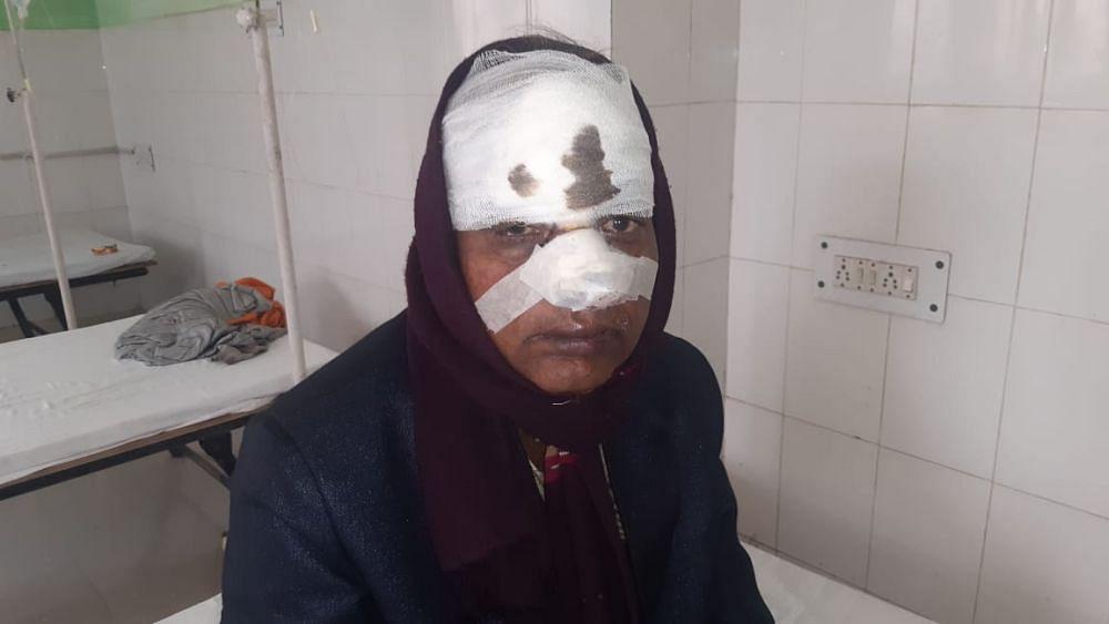 फोटो 6 एक्सप्रेस वे परघायल हुए-राजेश कुमार सिंह
