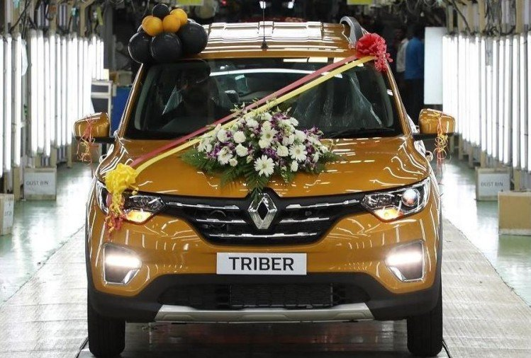 Renault Triber Price Hike
