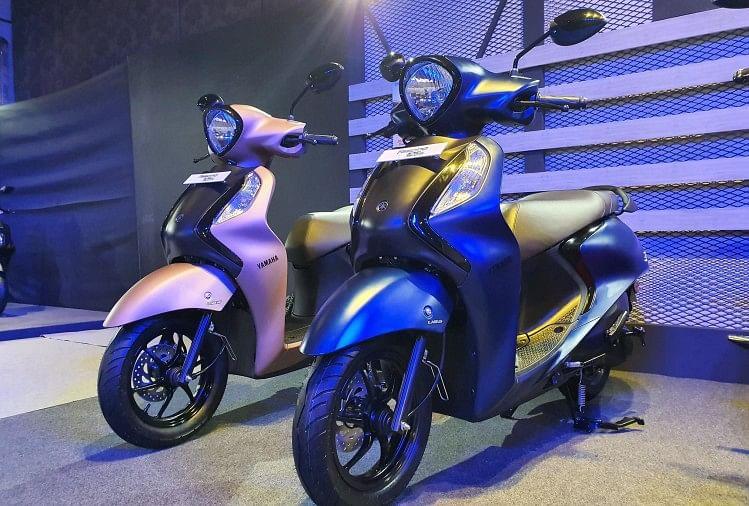 Yamaha Fascino 125-Fi