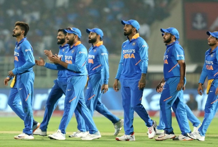 Indian Cricket Squad For Limited Series Against Srilanka And ...