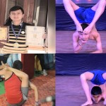 Harsh started yoga from fifth grade, now made in Guinness World Record