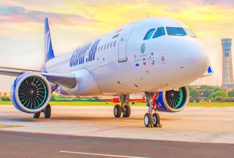 GoAir Go Fly sale flight tickets starting at rupees 957 by GoAir