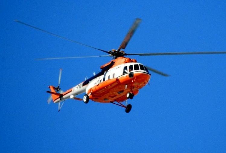 Uttarakhand: No single Passenger booked Helicopter for Tehri-Srinagar-Gaucher
