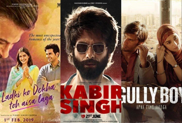 Year Ender 2019 these bollywood film are based on women