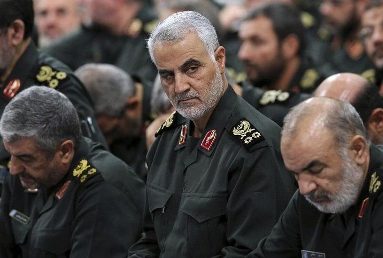 Image result for बढ़ते तनाव के बीच ईरान ने लिया खतरनाक फैसला, कहा अमेरिका परमाणु...