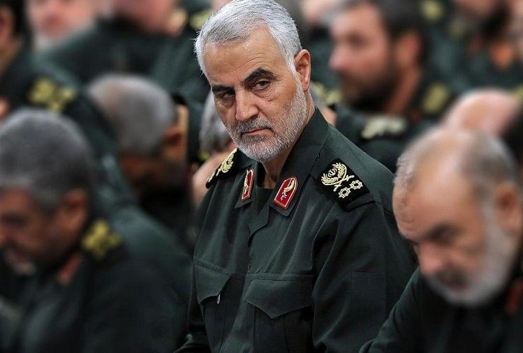 जनरल कासिम सुलेमानी (फाइल फोटो)