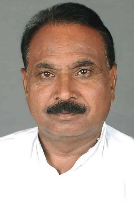 सांसद भानु प्रताप वर्मा