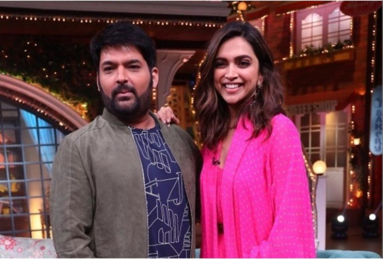 Kapil Sharma and Deepika Padukone