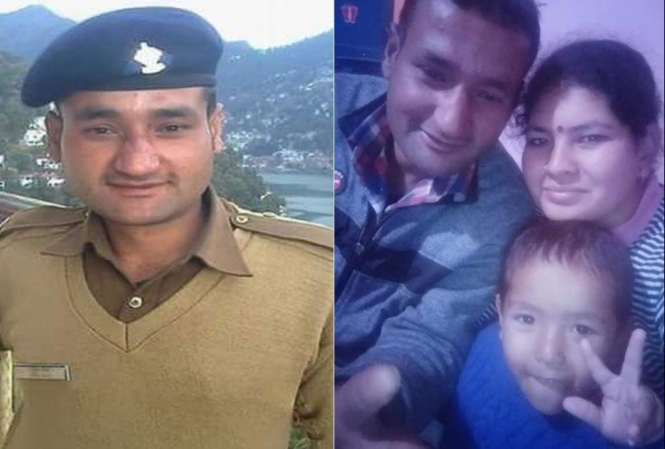 Father Funeral On Son Birthday After murder in pithoragarh