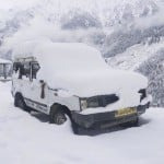 Heavy rain-snowfall warning in half of Himachal, Yellow alert issued
