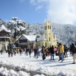 heavy rain and snowfall warning in Himachal with Yellow-Orange alert