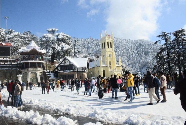 Image result for शिमला में ऑरेंज अलर्ट जारी