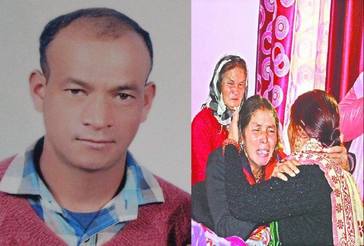 Uttarakhand Army Soldier Rajendra Singh negi Declared Martyr after  Six Month of Missing from pakistan Border
