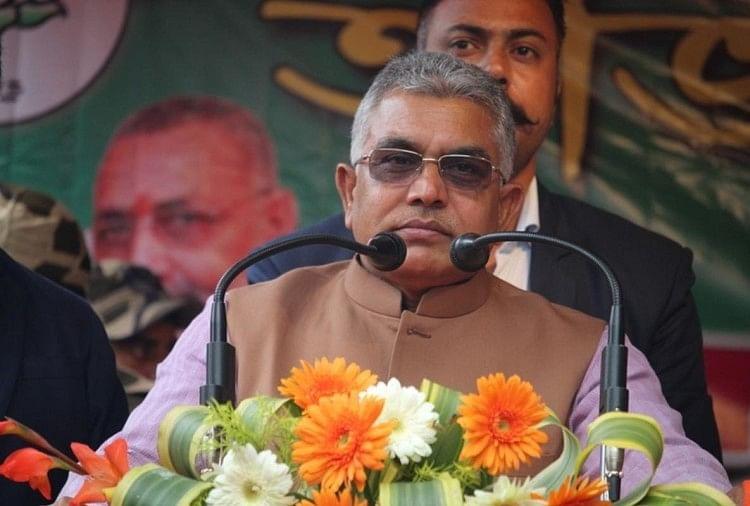 बंगाल, मुकुल रॉय पर बोले दिलीप घोष, कटमनी पार्टी से आए लोगों के लिए बीजेपी में रहना मुश्किल