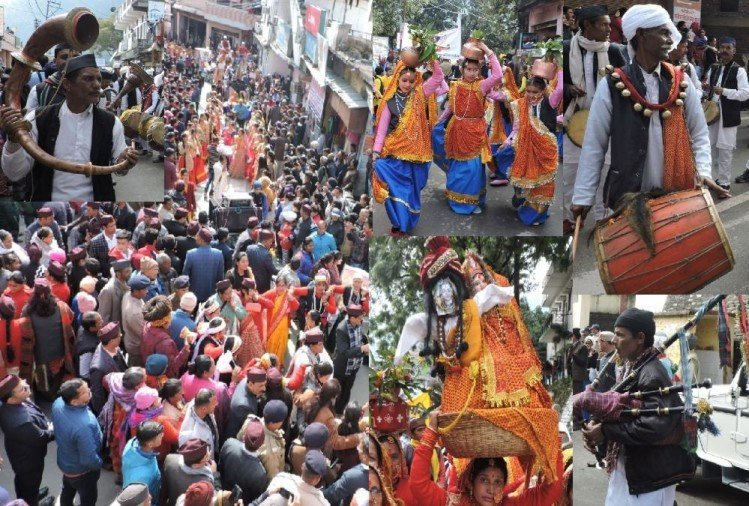 Uttarayan 2020 Famous Mela Start in bageshwar see photos