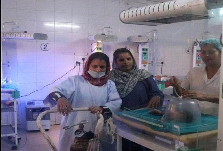 मोहनलाल गौतम महिला अस्पताल स्थित स्पेशल न्यूबॉर्न केयर यूनिट (एसएनसीयू) में पिछले तीन महीने में 47 नवजात की मौत हुई है।