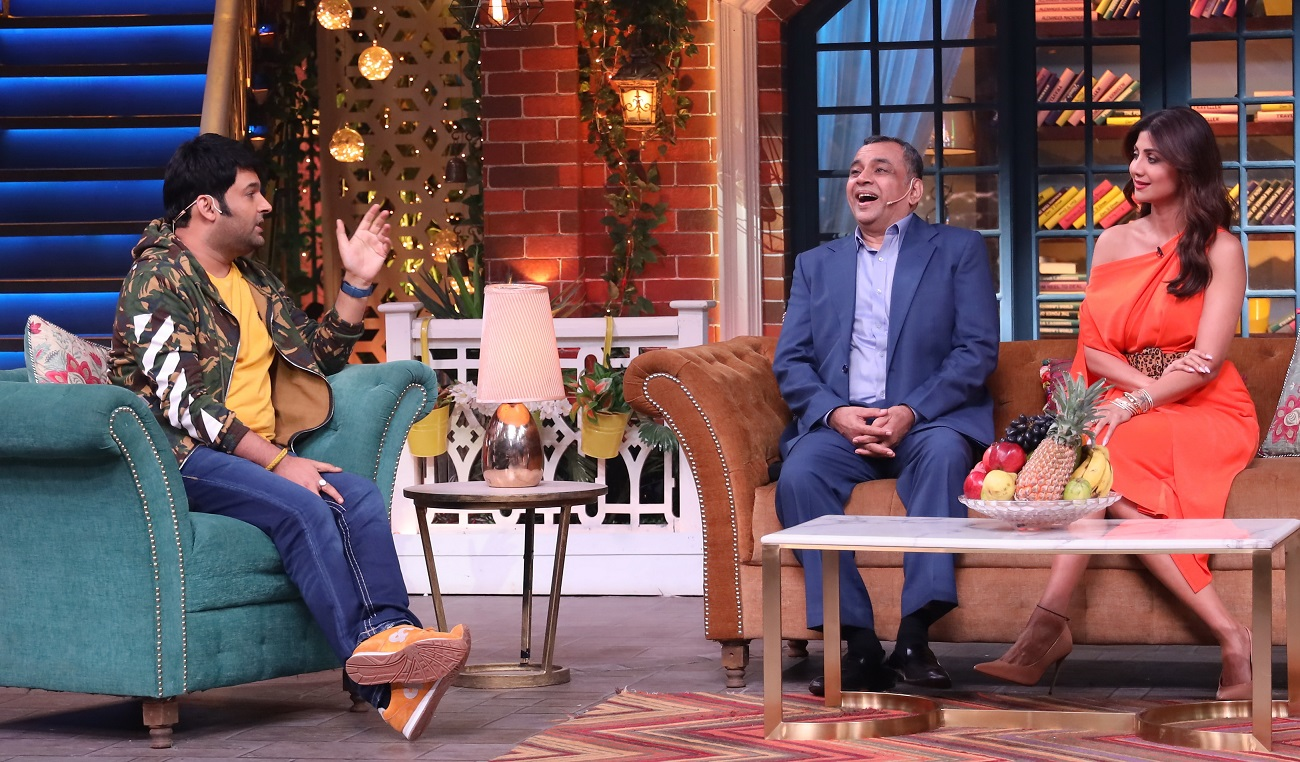 Shilpa Shetty Reveal In Kapil Sharma Show Her Husband Raj Kundra ...
