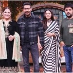 Archana, Ajay, Kajol and Kapil