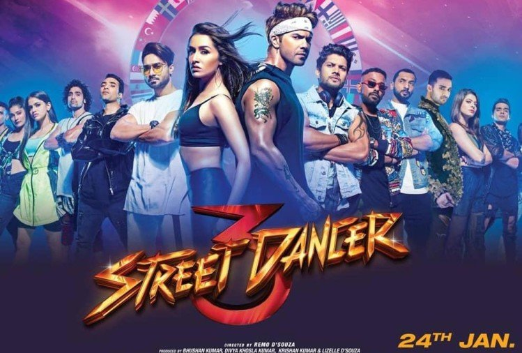 Street Dancer 3D movie review: More dance, less gyaan would have made this Varun Dhawan, Shraddha Kapoor film better