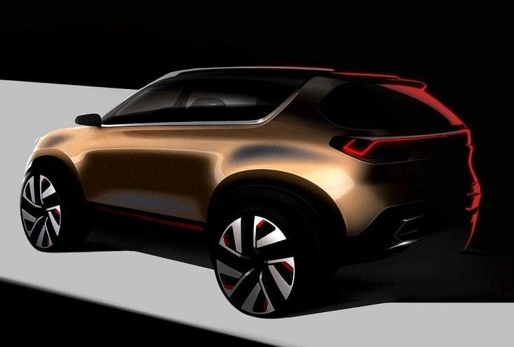 Kia compact SUV concept Kia QYI Kia Sonet
