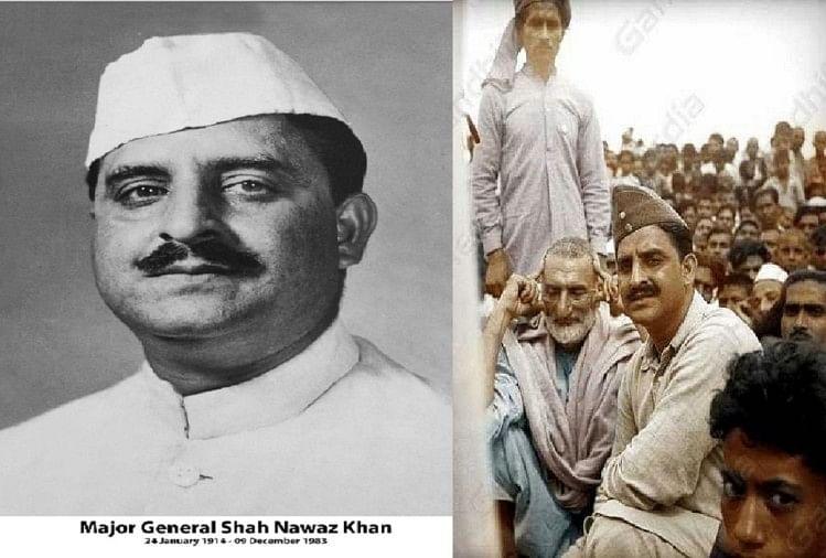 1952 में जब देश में लोकतंत्र की कोपलें फूट रहीं थीं तो भारत माता के सिपेहसालार जनरल शाहनवाज खान को मेरठ ने सिर आंखों पर बिठाया। आज उन्हीं मेजर जनरल का नाम मेरठ में गुमनाम हो गया।