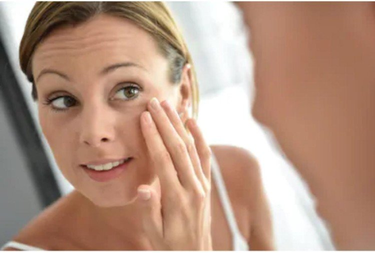 try this homemade pack to relief from anti aging cream