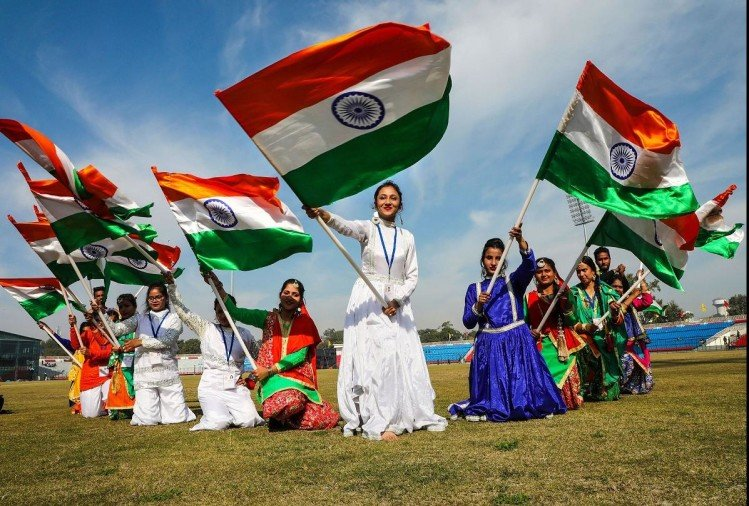 Republic day 2020 India: 26 January celebrated In Many Places Before Rajpath, First Parade Was Here - Republic Day 2020: राजपथ से पहले कई जगह हो चुकी है परेड, यहां मना था