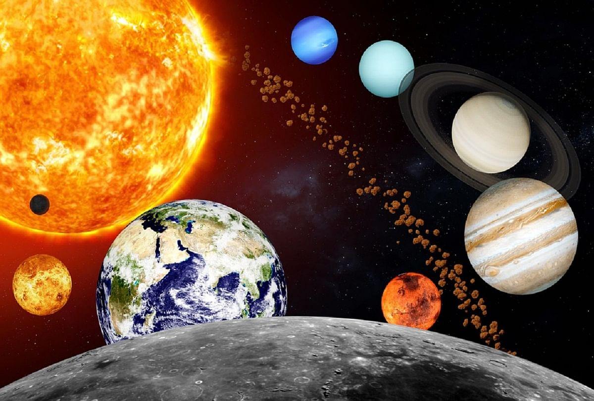Jupiter And Saturn Will Be Twin In Solar System - आज रात 400 सालों बाद घटित  होगी ये अनूठी खगोलीय घटना, आप भी बन सकते हैं गवाह - Amar Ujala Hindi News  Live