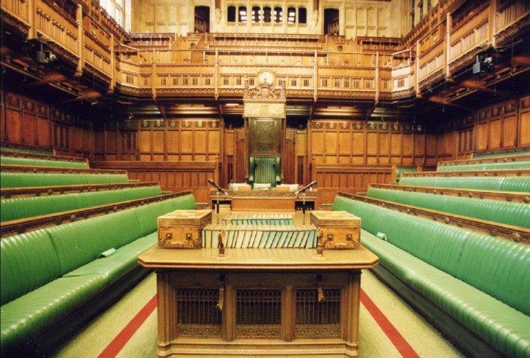 ब्रिटेन की संसद 'हाउस ऑफ कॉमन्स'