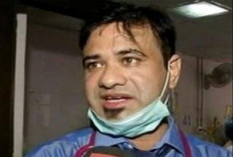 डॉ कफील खान (फाइल)