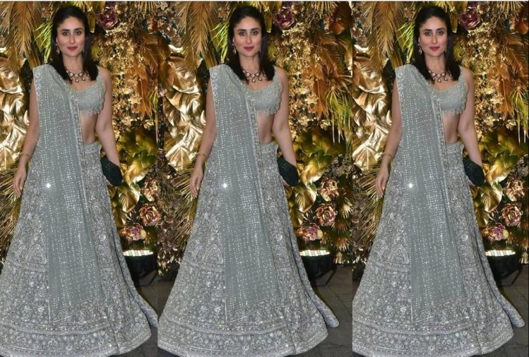 armaan jain wedding reception kareena and karisma kapoor looks elegant in dance video