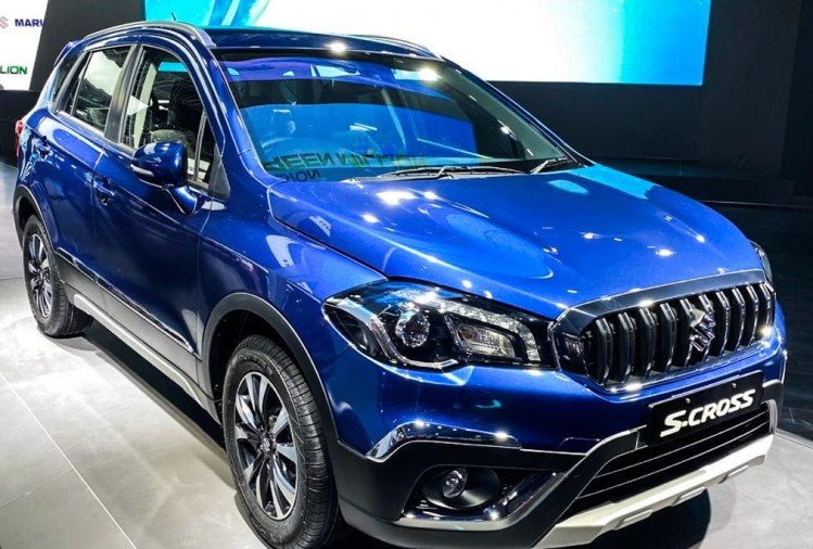 Maruti S-Cross Petrol