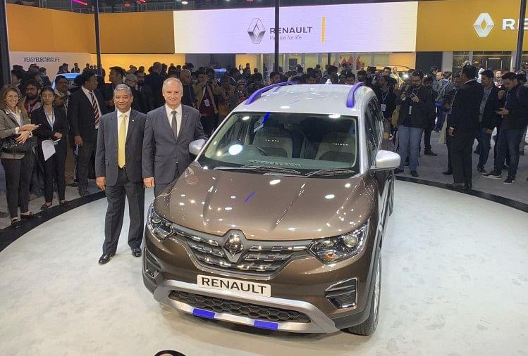 Renault Triber Easy-R AMT