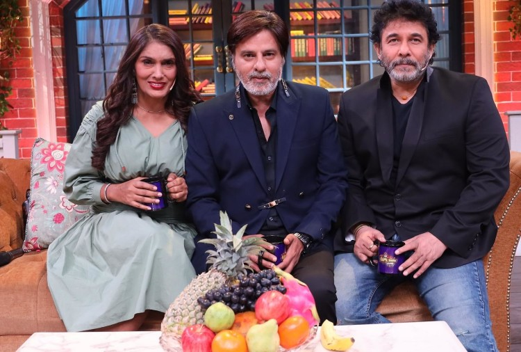 Aashiqui film cast at Kapil Sharma show