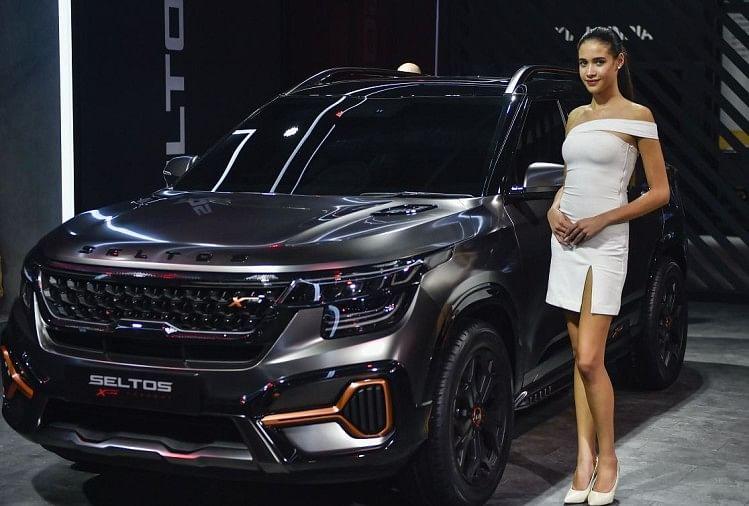 نمایشگاه خودرو اکسپو 2020 کیا سلتوس