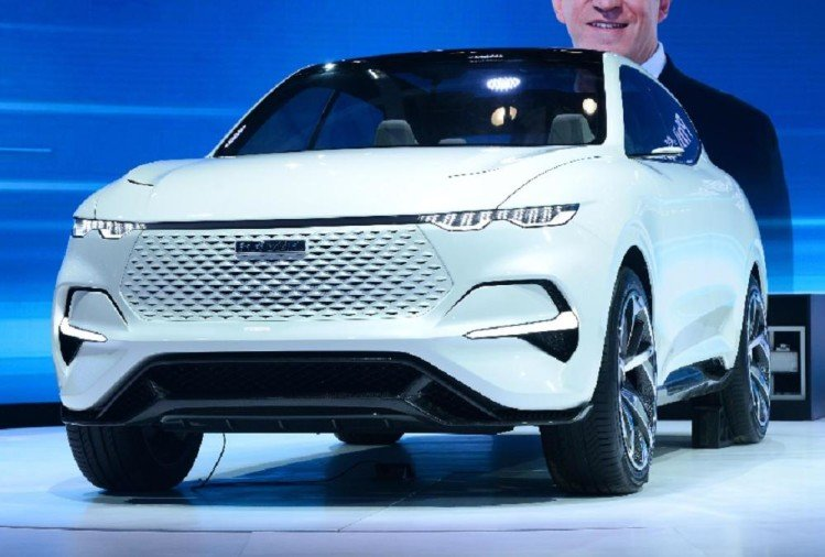 Auto Expo 2020 Great Wall Motors Haval