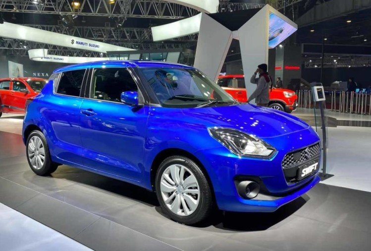 Maruti Swift Hybrid