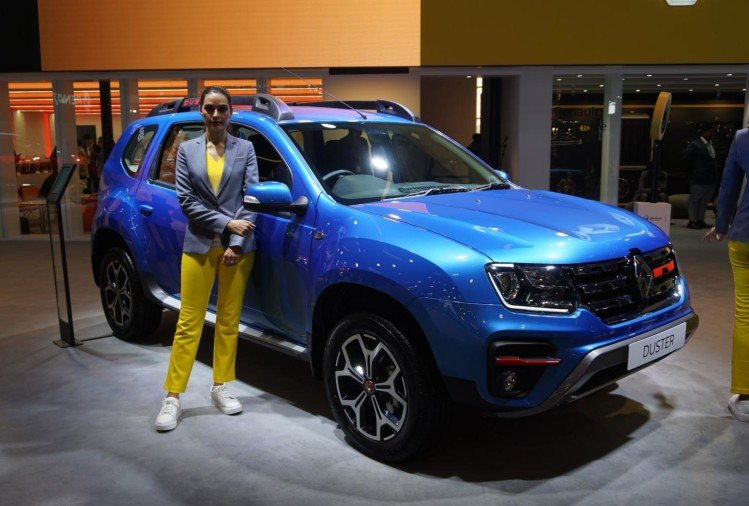 Auto Expo 2020 Renault Duster 2020