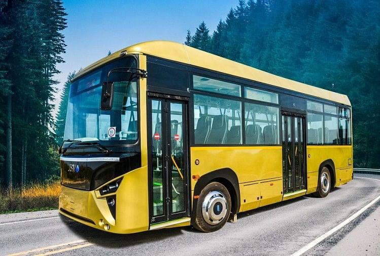 JBM Auto Limited Electric Bus Eco-Life e9