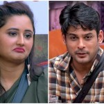 Rashami Desai and Sidharth Shukla